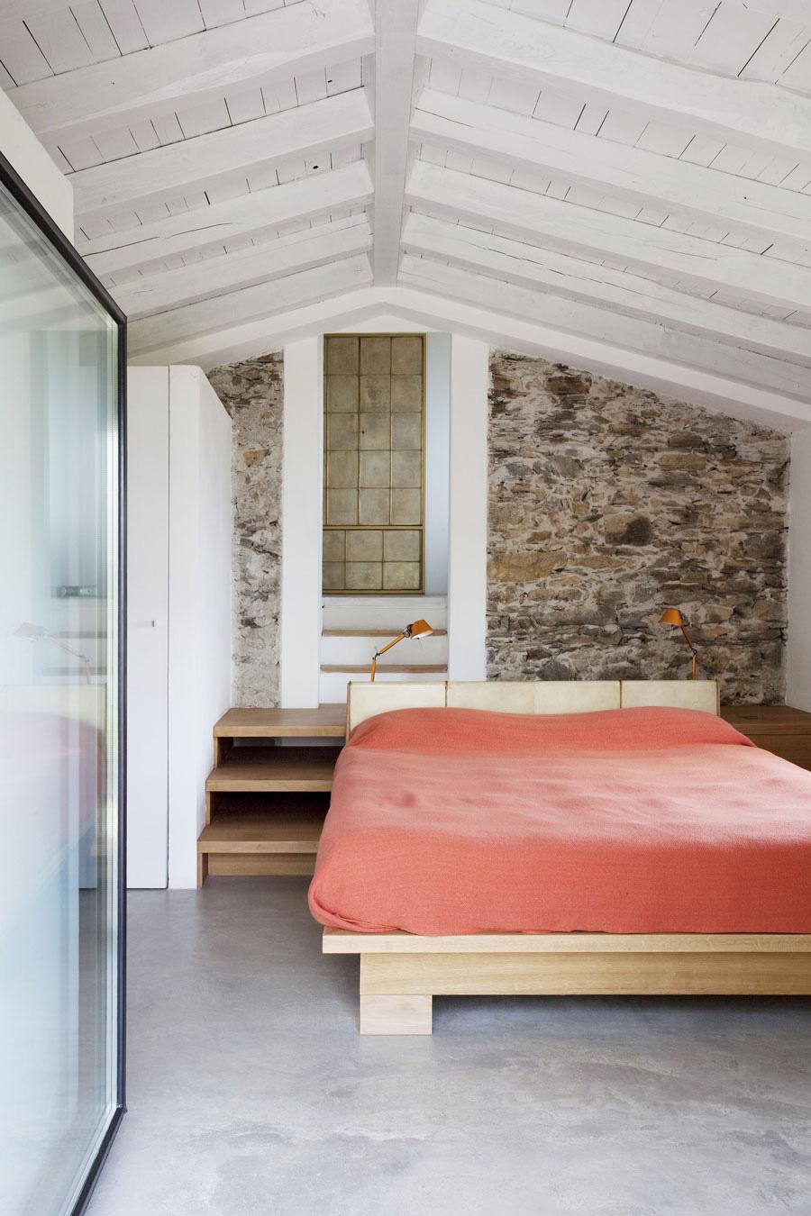 nowoczesna sypialnia  Inspiracje wnętrza  Pinhouse