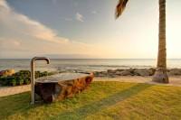 relaks na plaży w Meksyku