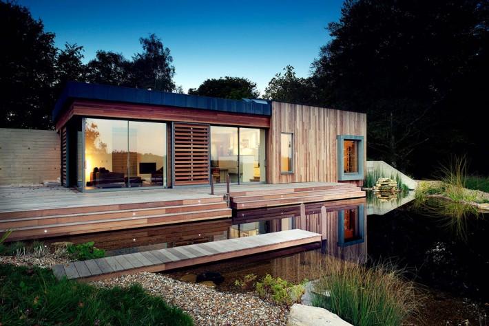 Zaktualizowano nowoczesny drewniany dom | Inspiracje wnętrza | Pinhouse XZ73