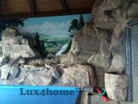 Podłogowa umywalka kamienna od Lux4home™