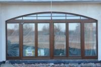 Montaż systemu okienno-drzwiowego