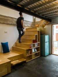 ciekawy pomysł na schody