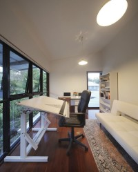 pomysł na domowe biuro