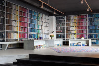 kolorowa biblioteczka