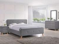 Łóżko Malmo 140×200 / Produkt / Meble do sypialni, kuchni, łazienki – Sklep meblowy M ...