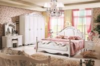 Łóżko 180×200 KSIĘŻNICZKA 893 / Produkt / Meble do sypialni, kuchni, łazienki – Sklep ...