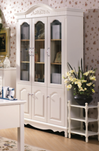 Regał 3-drzwiowy KSIĘŻNICZKA 880 / Produkt / Meble do sypialni, kuchni, łazienki – Sklep m ...