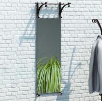ROMA lustro z półką / Lustra / Meble do sypialni, kuchni, łazienki – Sklep meblowy Meblemix