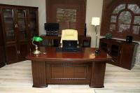Zestaw biurowy DIAMANTE 1,6 m biurko + pomocnik + kontener / Produkt / Meble do sypialni, kuchni ...