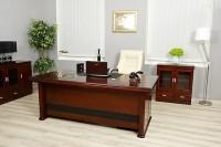 Zestaw biurowy ELITE 1,6 m biurko +pomocnik+ kontener / Produkt / Meble do sypialni, kuchni, łaz ...