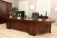 Zestaw biurowy MAXIMUS 3,9 m biurko + pomocnik + kontener / Produkt / Meble do sypialni, kuchni, ...