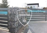 Galeria realizacji   bramy, ogrodzenia, balustrady i inne   Lakate Sp. z o.o.   Bramy i ogrodzenia