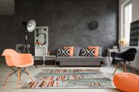 Dywany kolorowy do salonu, BELLO – seria melody