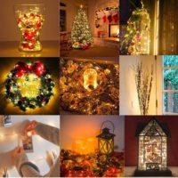 Dekoracje świąteczne – dekoracyjne diody LED