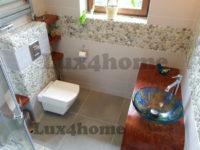 Otoczaki w łazience – mozaika z otoczaków w łazience na ścianach