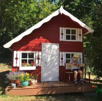 Domek dla dzieci prosto z bajki