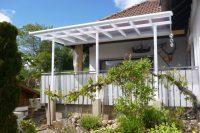 Uniwersalne zadaszenie tarasu i balkonu