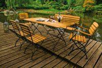 Składane krzesła idealne do restauracji