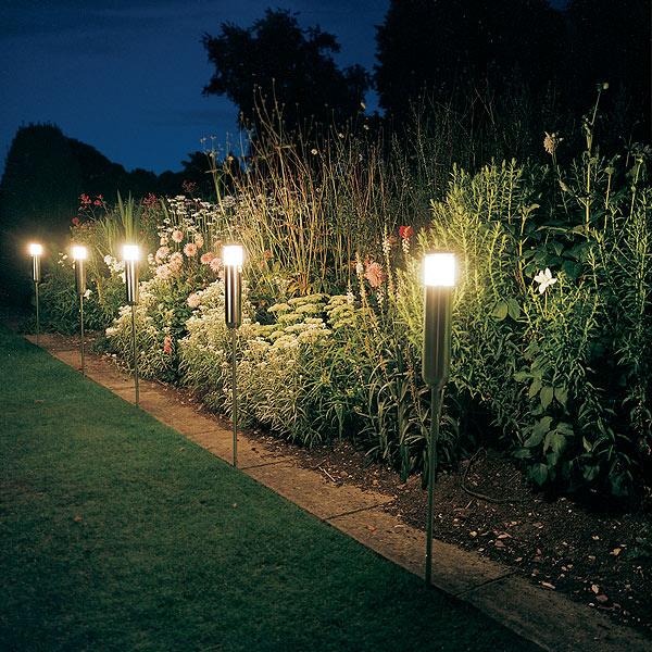 Lampy Ogrodowe Tarasowe Wnętrza Inspiracje