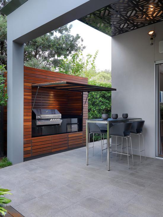 nowoczesna-altana-ogrod