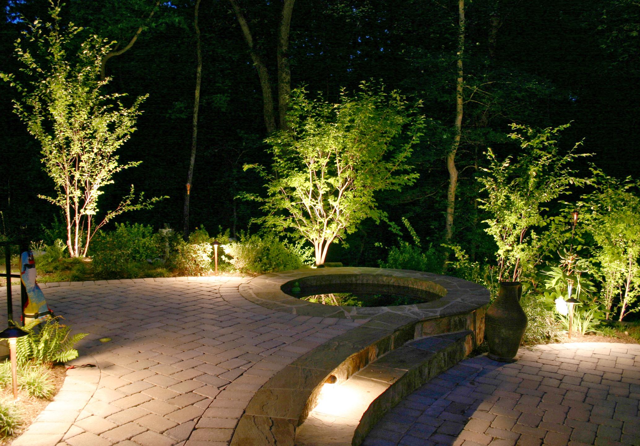 Oświetlenie Ogrodu Wnętrza Inspiracje