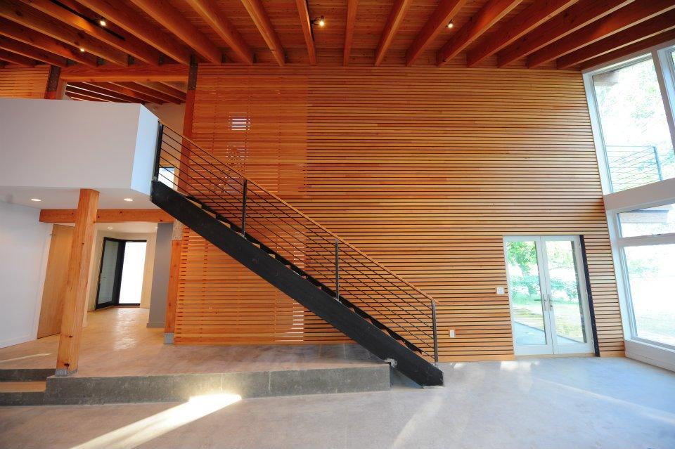 nowoczesna architektura wnętrza inspiracje