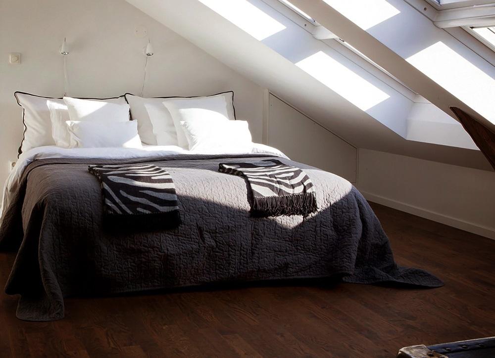 Sypialnia Pod Skosami Wnętrza Inspiracje