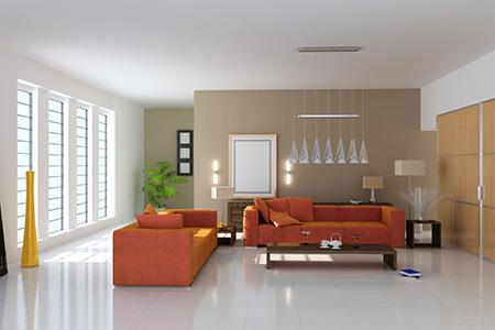 Atrakcyjna ciana z p yt gipsowych w twoim domu wn trza for Decoration interieur couleur