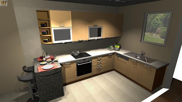 Jakie płytki wybrać do kuchni?  Wnętrza inspiracje -> Waniliowa Kuchnia Jakie Plytki