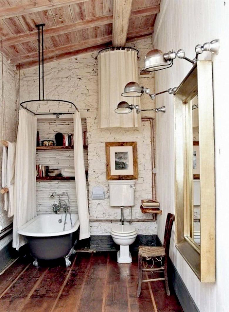 łazienka W Stylu Vintage Wiesz Już Jakie Akcesoria Będą Ci
