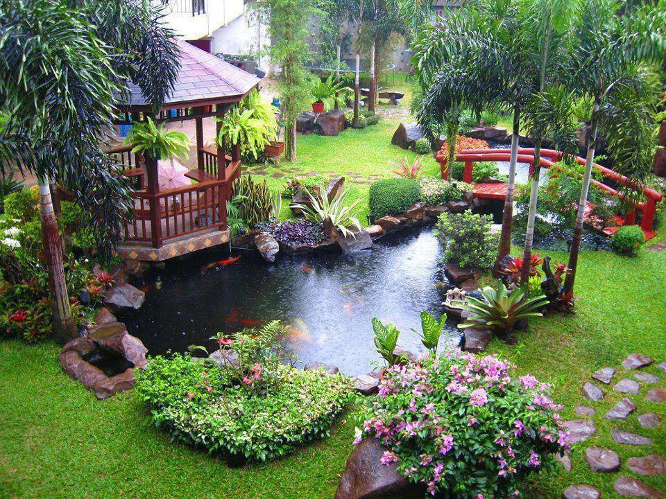 Jak Urządzić Ogród Marzeń Wnętrza Inspiracje