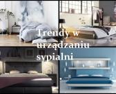 Szwedzki styl w sypialni