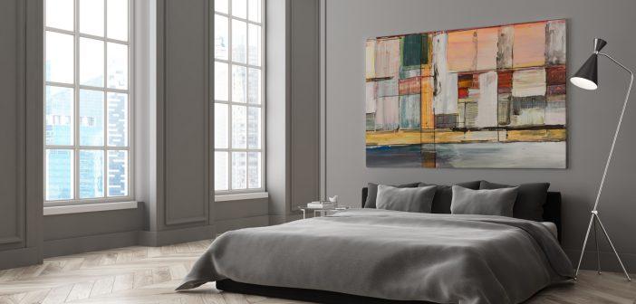 Obrazy idealne do sypialni